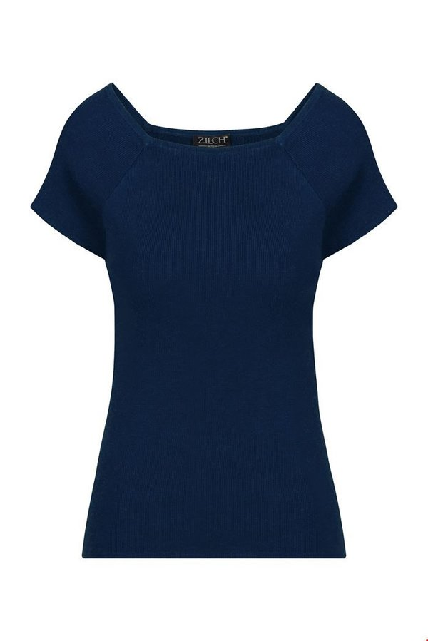 Top short sleeve Navy