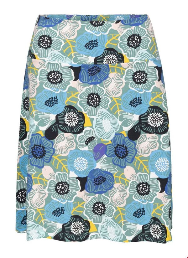 Skirt aline Flowerfield Porcelain